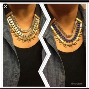 Stella and Dot Natalie Necklace (2 in 1)